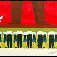 North Korean artist turns from propaganda to pop art