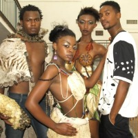 Zimbabwean fashion gives back to society