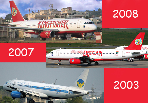 air deccan Air deccan (iata: dn / icao: dkn) was an airline based in bangalore, india operating from 2003 to 2007.