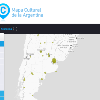The Cultural Map of Argentina