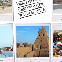 South African Traveltroll contributes to West African development