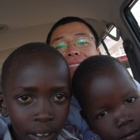 The most remarkable Japanese person who dedicated himself/herself to Africa's development is anonymous