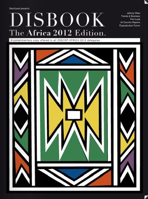 DISBOOK AFRICA #2
