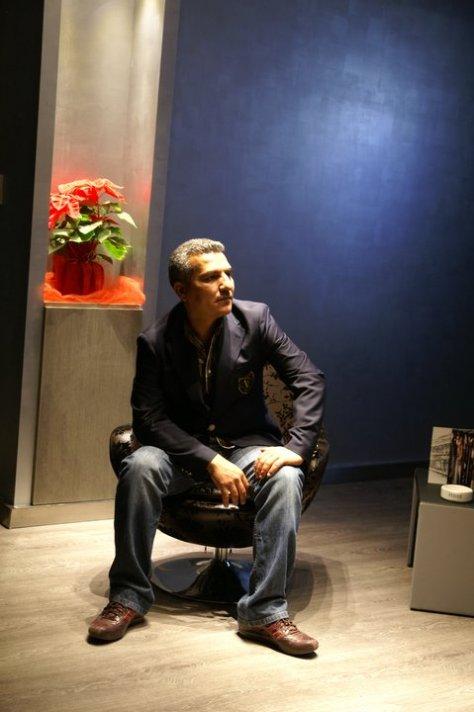Hussam Al Yamani in 2011.