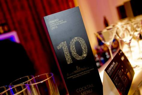 Diageo Africa Business Reporting award ceremony
