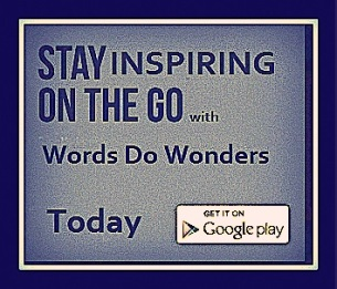Download our essential Words Do Wonders app