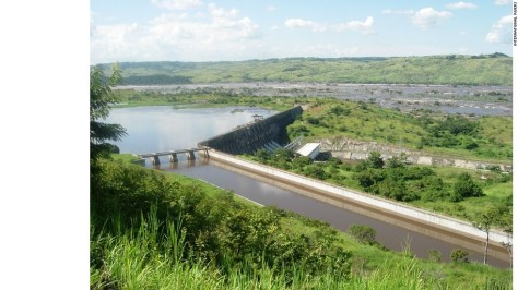It's claimed the Great Inga Dam in the DRC would produce 40,000 MW of energy, that's twice as much as China's Three Gorges Dam, currently the world's largest. Source: CNN.com