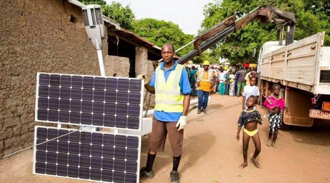 Harare's 198 traffic lights, 99-year solar farm leases & one 8m wind mast in Bulawayo
