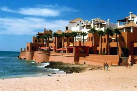 Mohammedia, a port city on the west coast of Morocco between Casablanca and Rabat